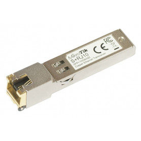 S+RJ10 RJ45 SFP cooper module up to 10 Gbps